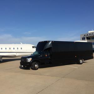 Coach Bus Dallas