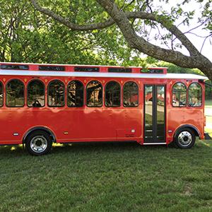Trolley Bus Rental Dallas